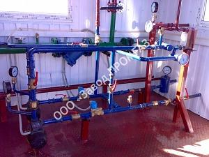 Регулятор газа Trias